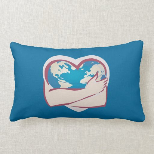 Love Mother Earth Pillow