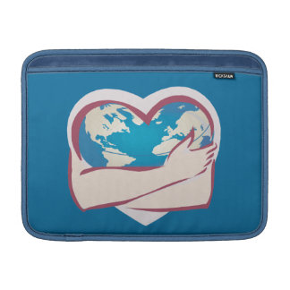 Love Mother Earth Sleeves For MacBook Air