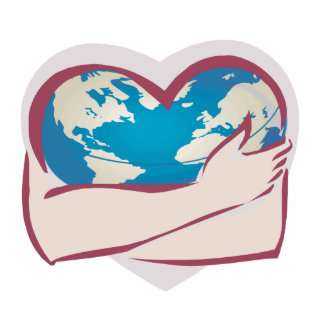 Love Mother Earth Cut Outs