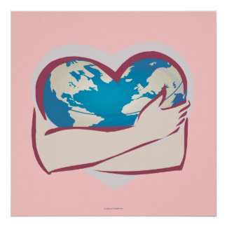 Love Mother Earth Posters