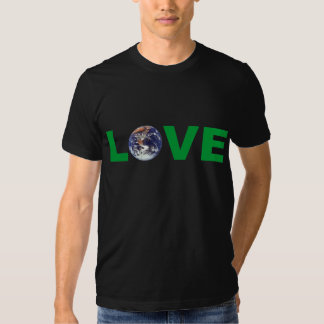 Love Mother Earth T Shirt