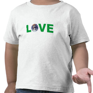 Love Mother Earth T-Shirt Tees