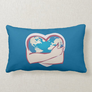 Love Mother Earth Throw Cushions