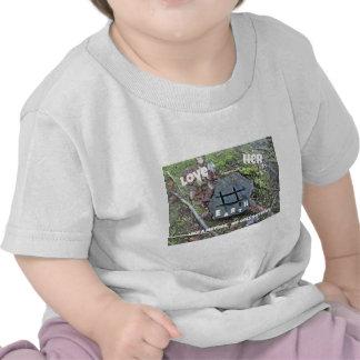 Love Mother Earth. Tee Shirts