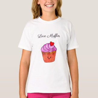 Love Muffin Pink T-Shirt