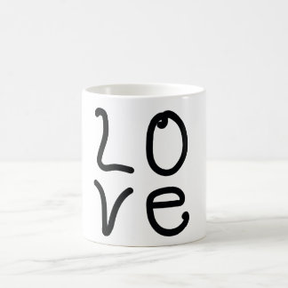 """LOVE"" Mug for the special someone"