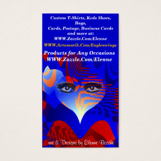 Love & Music_ Business Card