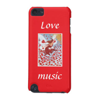 Love Music iPod Touch (5th Generation) Covers