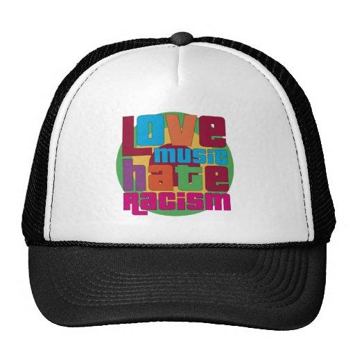 Love Music Hate Racism Trucker Hat