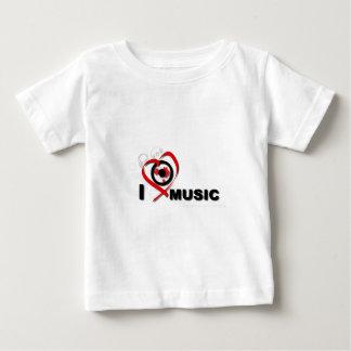 love music tee shirt