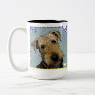 Love my Airedale mug