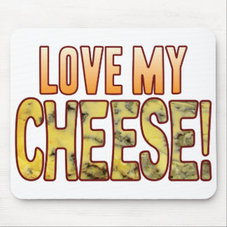 Love My Blue Cheese Mouse Pad