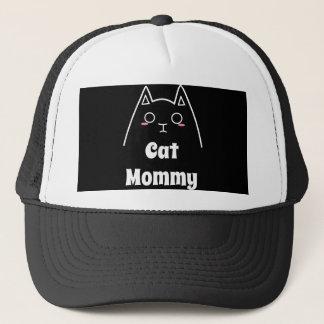 Love My Cat Mommy Trucker Hat