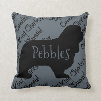 Love My Cavalier King Charles Spaniel Dog Pillow