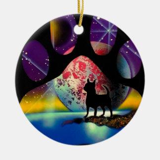 Love my Chihuahua Christmas Ornaments