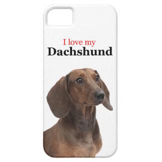 Love My Dachshund Smartphone Case