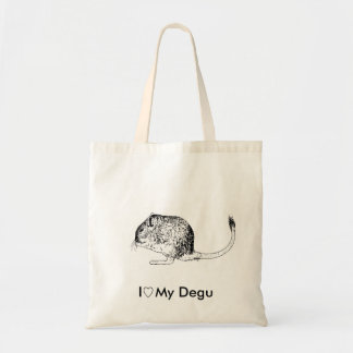 Love My Degu - Tote
