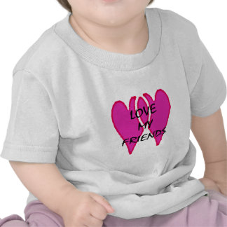 Love My Friends The MUSEUM Zazzle Gifts Tees