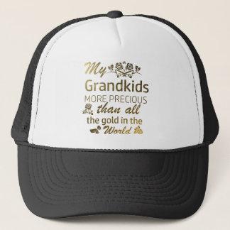 Love my Grandkid designs Trucker Hat