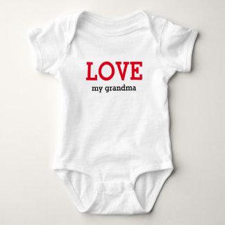 Love My Grandma Shirt