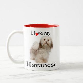 Love My Havanese Mug