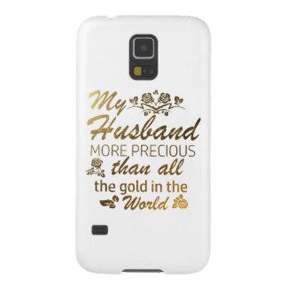 Love my Husband designs Galaxy S5 Cases