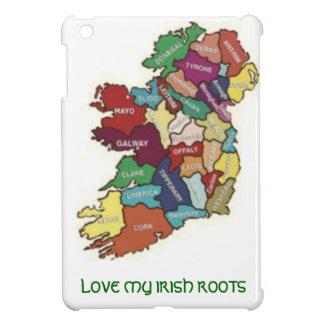 LOVE MY  IRISH ROOTS iPad MINI COVER