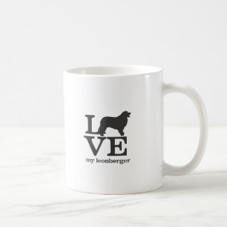 Love My Leonberger Coffee Mug