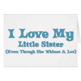 Little Sister Quotes Funny. QuotesGram