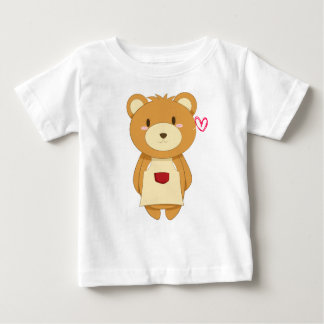Love My Mama Bear Baby T-Shirt
