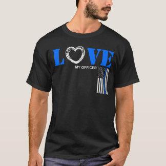 Love My Officer T-Shirt