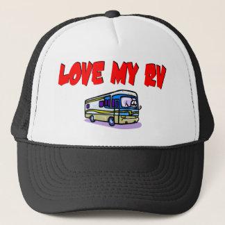 Love My RV Trucker Hat