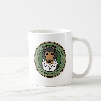 Love My Sheltie Coffee Mug