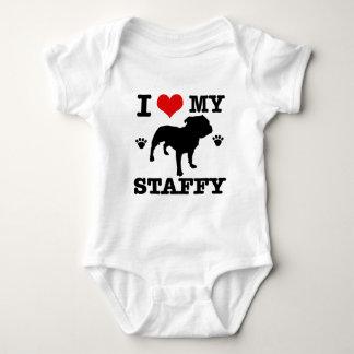 Love my staffy t shirts