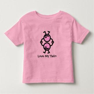 Love My Twin T Shirts