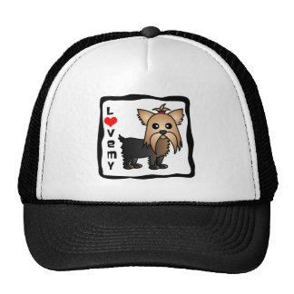 Love My Yorkshire Terrier Hat