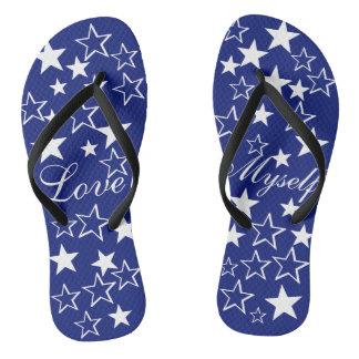 Love Myself Flip-flops Thongs