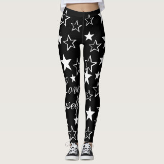Love Myself Leggings
