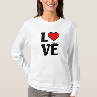 Love nancy T-Shirt