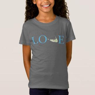 Love Nantucket shirt for girls