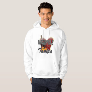 Love Nashville from Tampa Men's Sweatshirt