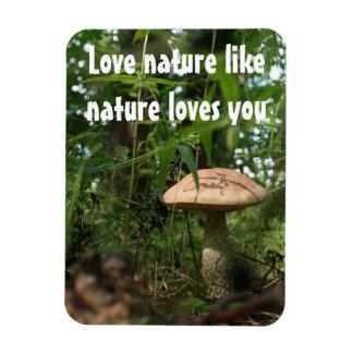 Love Nature Magnet