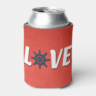 Love nautical design can cooler
