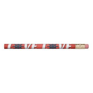 Love nautical design pencil