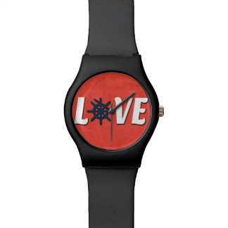 Love nautical design watch