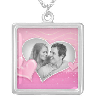 Love Necklace with your photo
