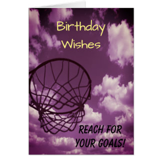 Love Netball Greeting Card