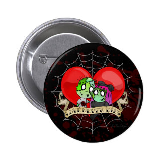 Love Never Dies Button