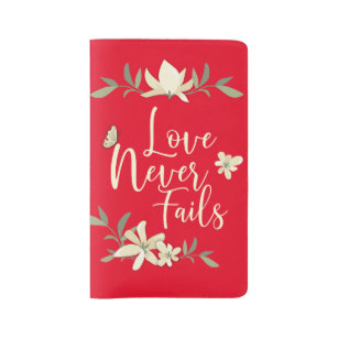 Love Never Fails Office & School Products | Zazzle com au