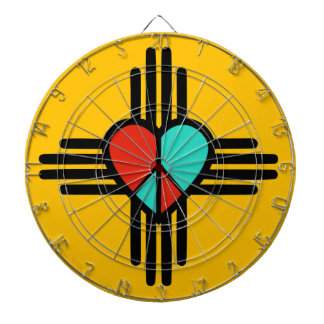Love, New Mexico, Peace Dart Boards